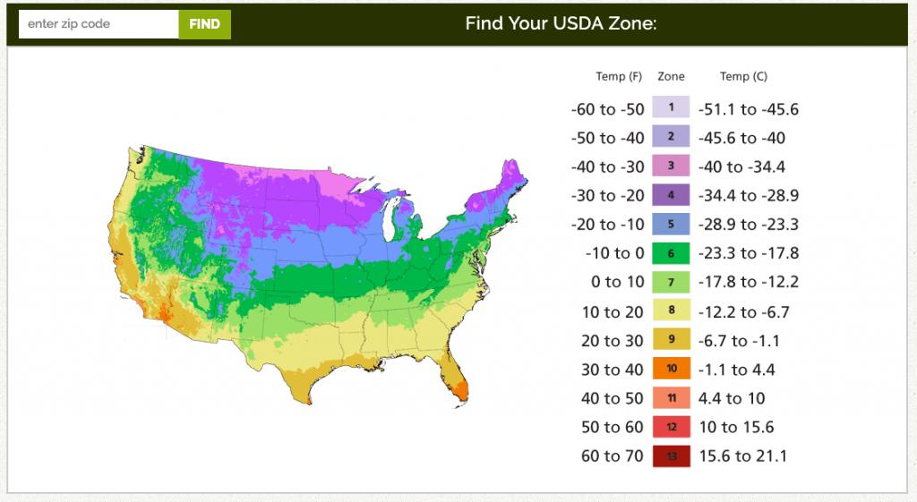 USDA-Growing-Map