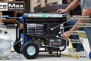 Best Dual Fuel Generator - Top 5 Propane + Gas Generators for Homes 2020