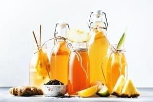 3 Ways to Flavor Your Homemade Kombucha
