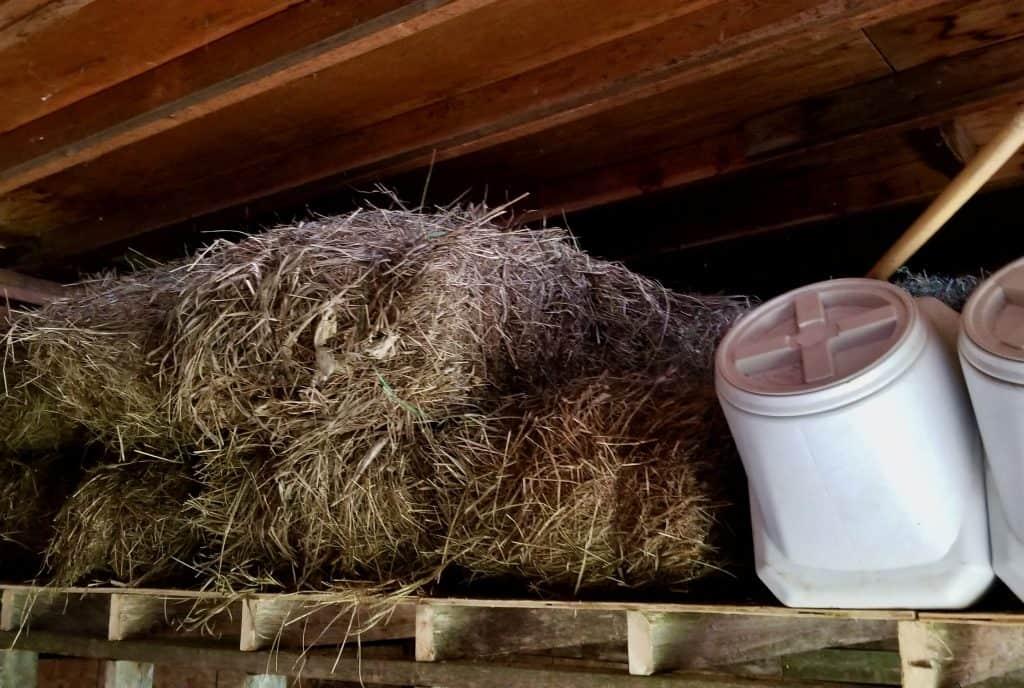 Full-hay-loft