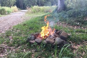 How To Start a Fire in a Fire Pit (5 Steps for the Perfect Fire)