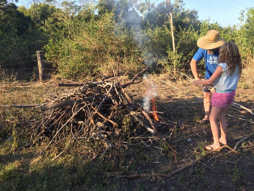 fire-in-fire-pit-maintaining