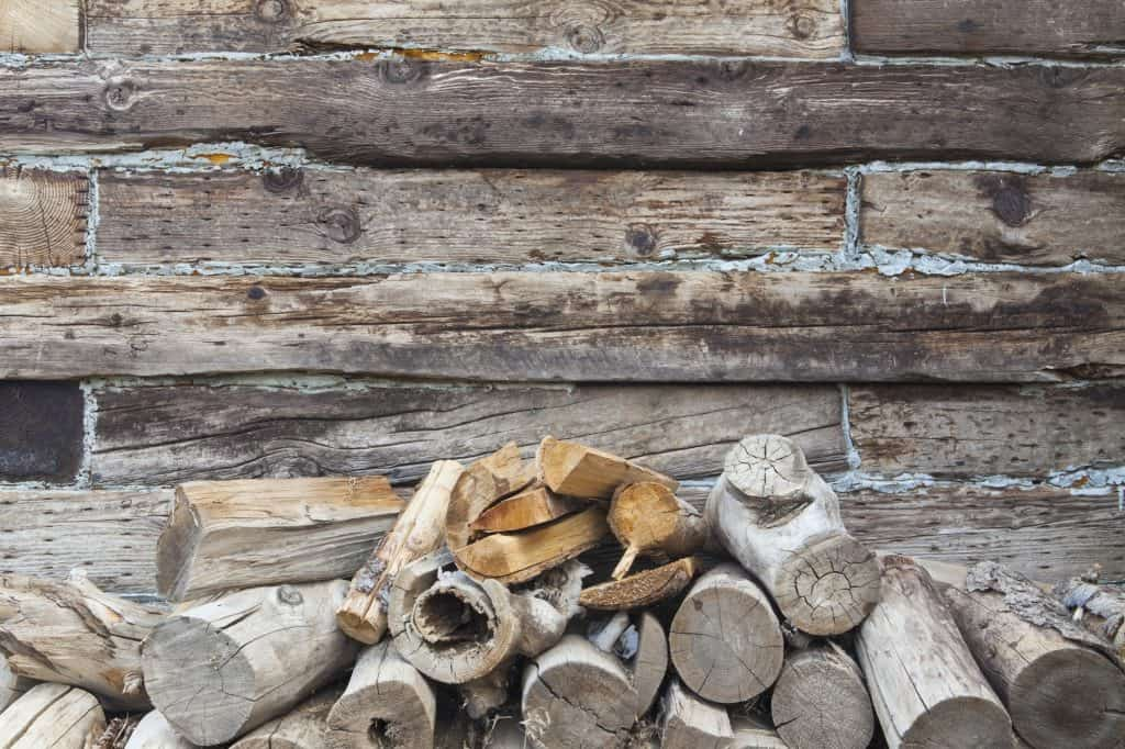 Stacked-Firewood