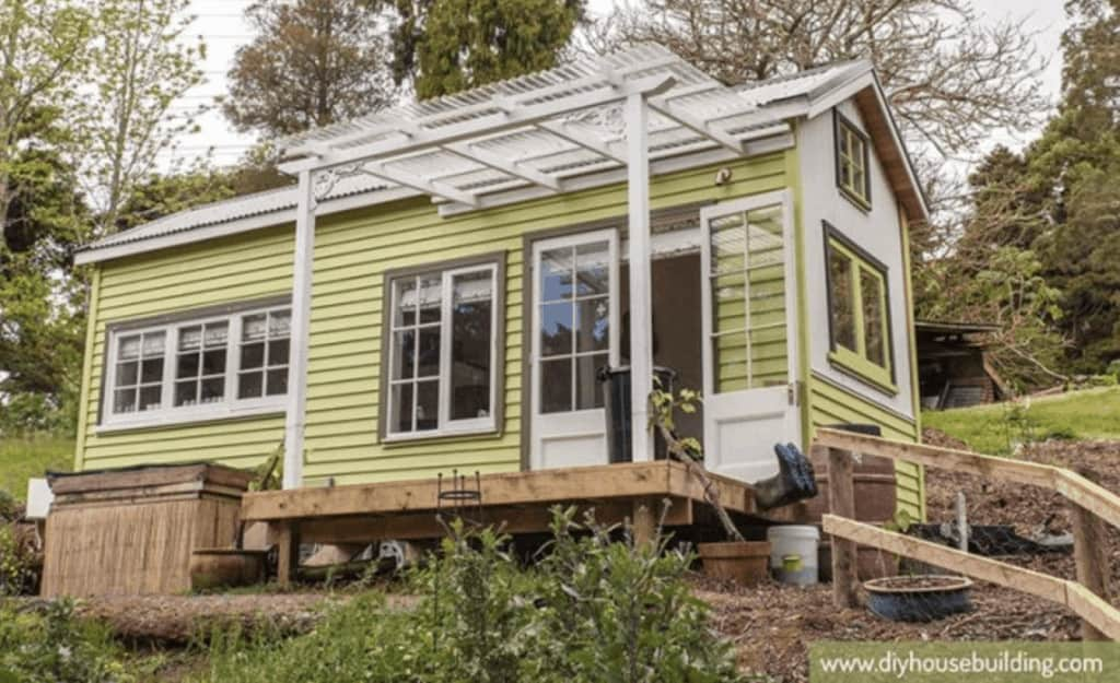DIY-house-building-tiny-plans