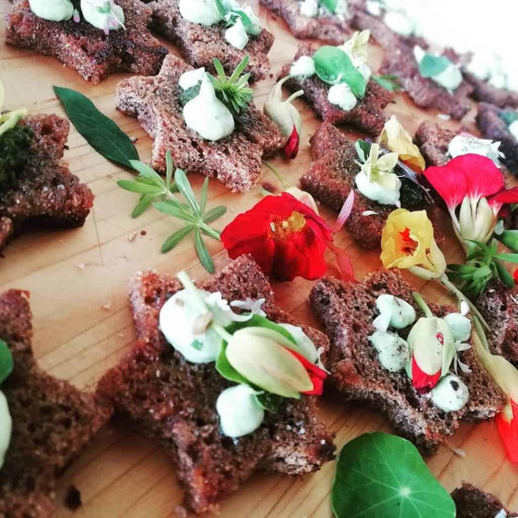 food-mandala