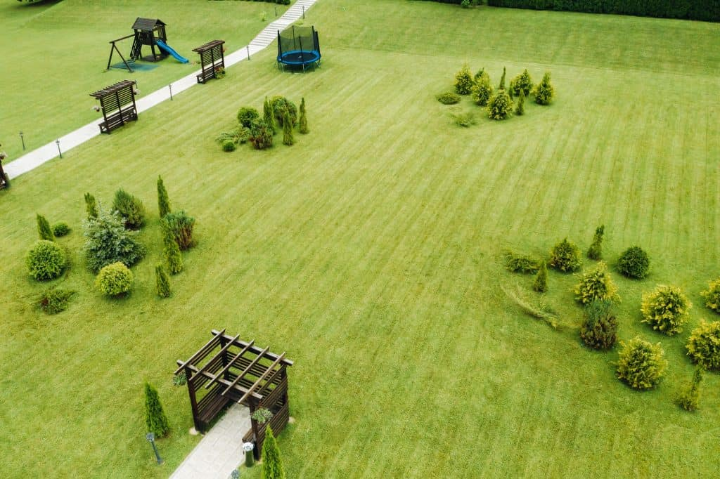 beautiful-green-lawn-mowed