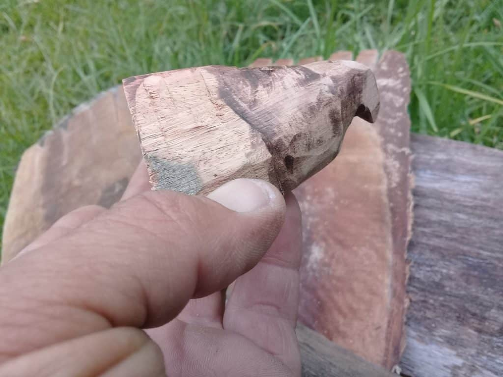 wooden-decoy-bird-diy-4-Constructing-The-Head