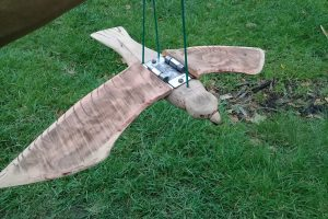 How to Make a Wooden Decoy Bird to Protect Your Garden