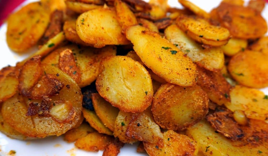 Delicious Home Fries