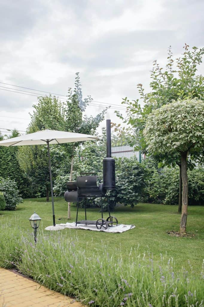 grill-smoker-combo-outdoor