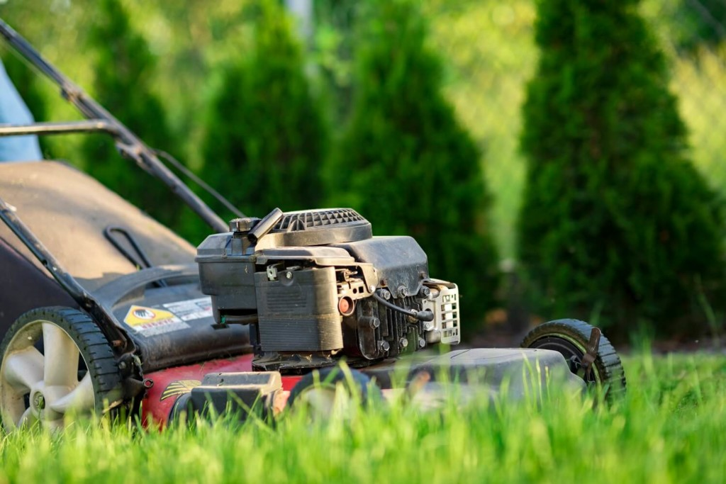 lawn-mower-over-thick-grass