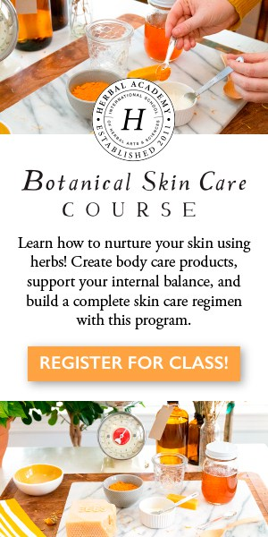 Botanical Skin Care Course – The Herbal Academy