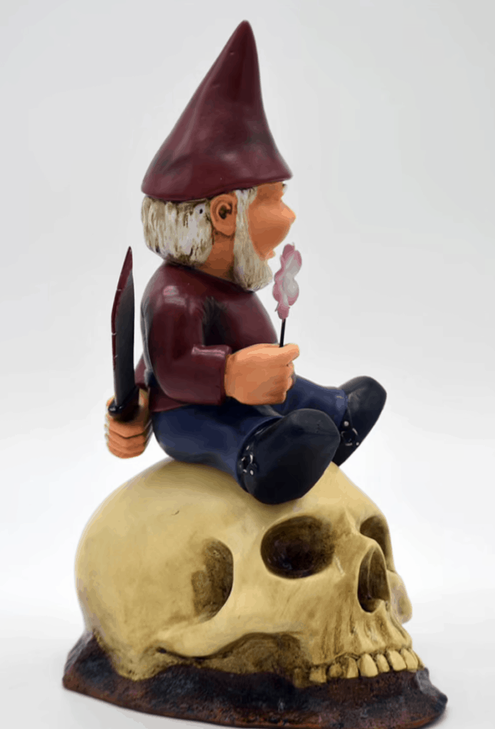 stabby the evil gnome