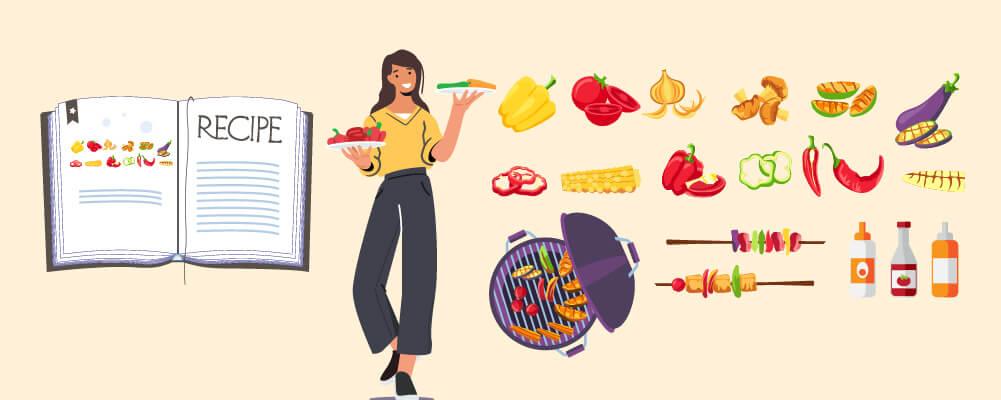 vegetarian and vegan recipes