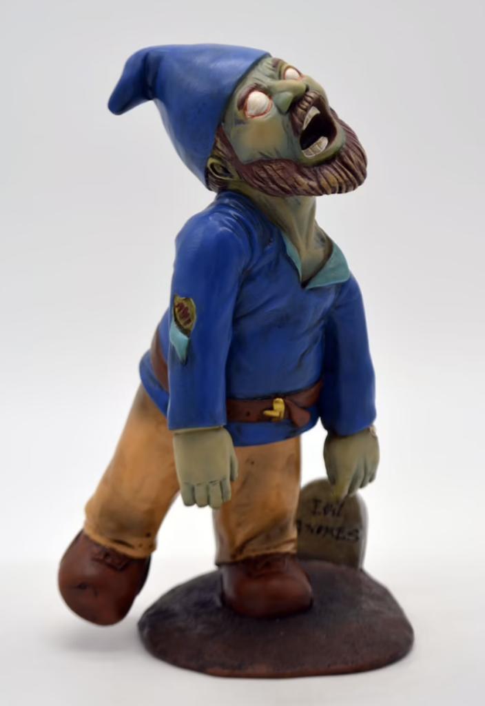 evil garden gnome undead ed