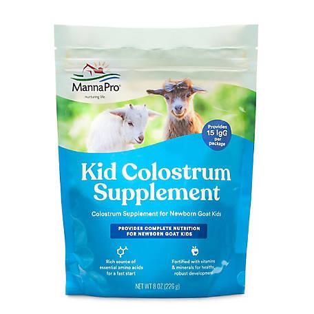 Manna Pro Goat Kid Colostrum Supplement